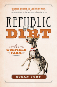 book cover of Republic of Dirty by Susan Juby