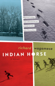 Indian horse - wagamese